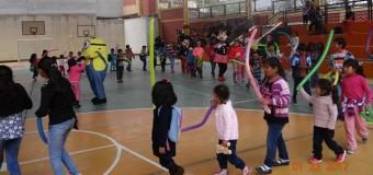 300 ESTUDIANTES PARTICIPAN DEL PROGRAMA DE VACACIONES ÚTILES 2017