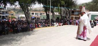 MILES DE PEREGRINOS VISITAN SANTUARIO DE LA VIRGEN DE LA CANDELARIA EN TORATA