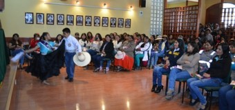 ALCALDE OFRECIÓ RECONOCIMIENTO ESPECIAL EN EL DÍA INTERNACIONAL DE LA MUJER EN POCATA