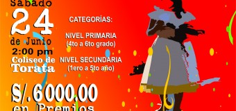 "BASES DEL I FESTIVAL ESCOLAR DE DANZAS FOLKLÓRICAS ""EL BAÚL"""