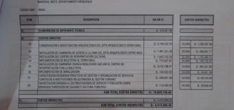 """MUNICIPALIDAD DISTRITAL DE TORATA, PRESENTÓ EL EXPEDIENTE TÉCNICO DEL PROYECTO """"PUESTA EN VALOR DEL CERRO BAÚL"""""""