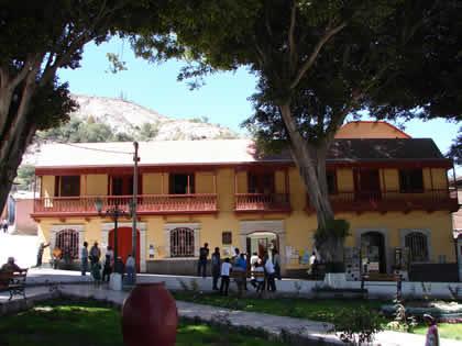 ALCALDE CORFIRMA CAMBIO DE FUNCIONARIOS EN LA MUNICIPALIDAD DISTRITAL DE TORATA