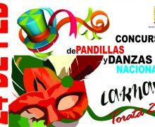CONCURSO DE PANDILLAS Y DANZAS NACIONALES TORATA 2018, SERÁ EL 24 DE FEBRERO