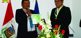 DELEGACIÒN DE TORATA PARTICIPÒ DE LA ACTIVIDADES PROTOCOLARES EN EL XXV ANIVERSARIO DEL CENTRO POBLADO DE LOS ÁNGELES