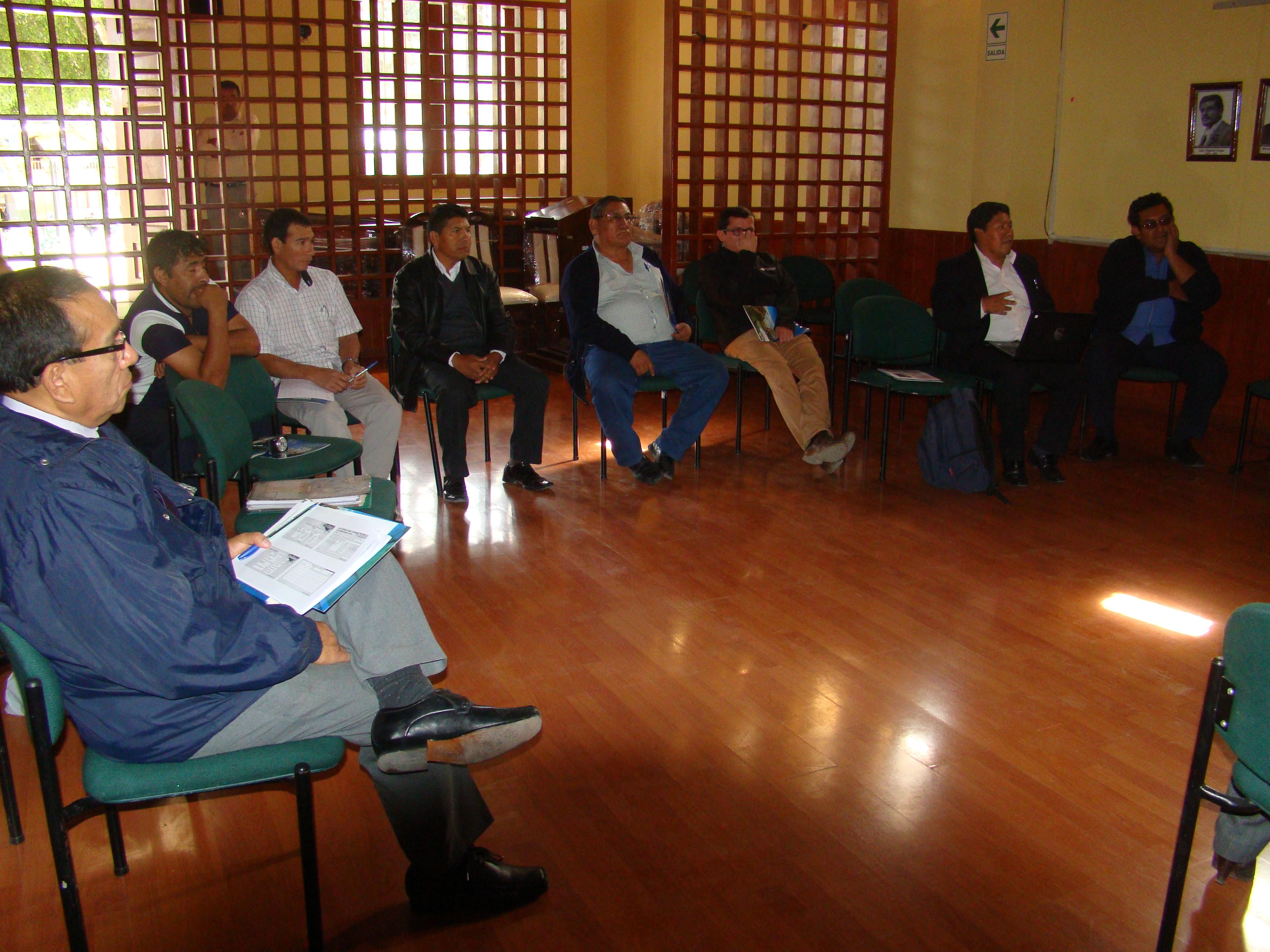 CONVOCAN AL QUINTO TALLER DE TRABAJO Y SOCIALIZACIÓN DEL PLAN DE DESARROLLO LOCAL CONCERTADO DEL DISTRITO DE TORATA AL 2030