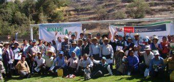 """PROGRAMAS DEL MINISTERIO DE AGRICULTURA DESARROLLARON EL TALLER DESCENTRALIZADO Y DÍA DE CAMPO """"MINAGRI A TU ALCANCE"""" EN TORATA."""