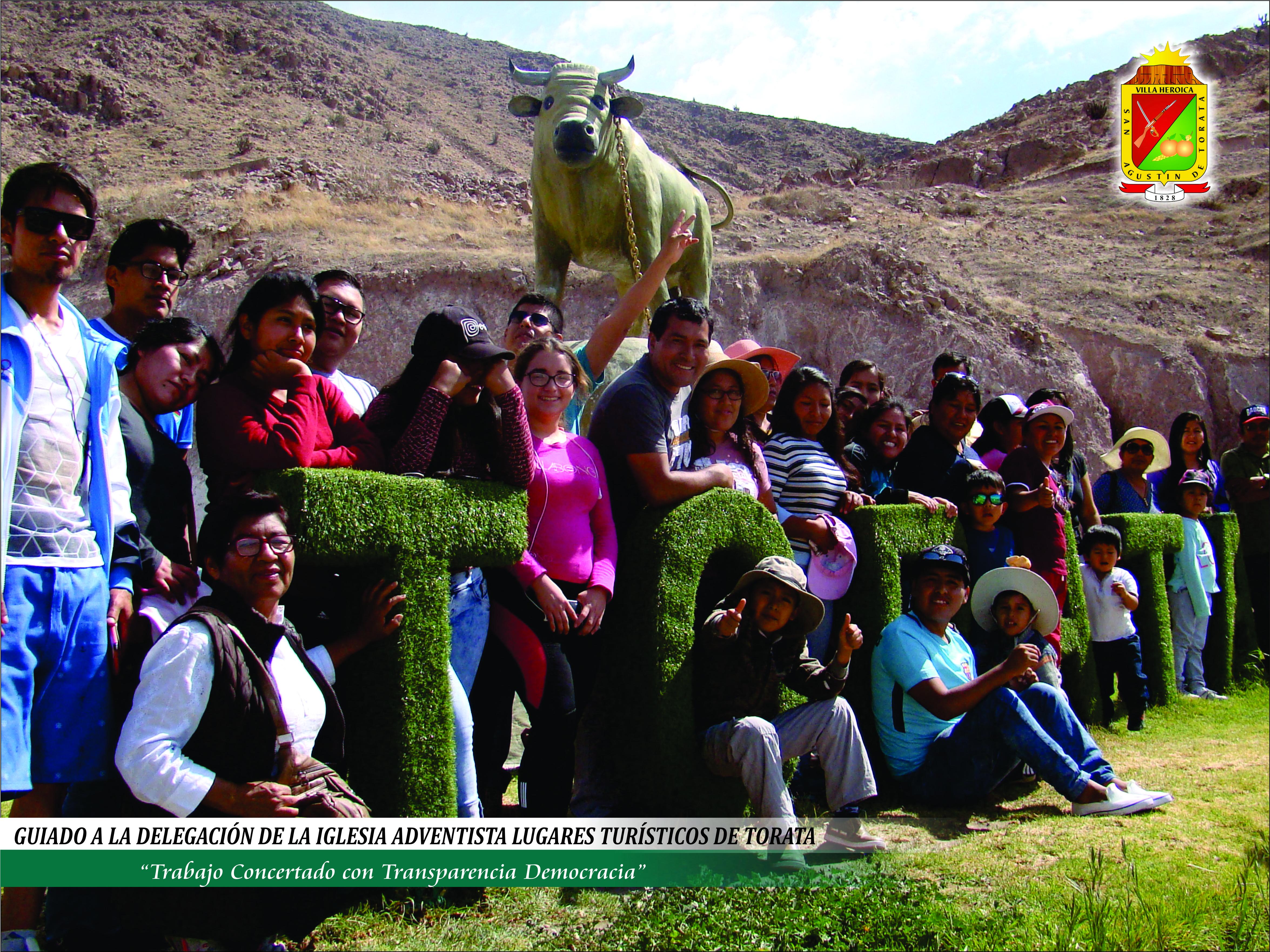 OFICINA DE PROMOCIÓN E INFORMACIÓN TURÍSTICA BRINDA ASISTENCIA Y ORIENTACIÓN AL TURISTA NACIONAL Y EXTRANJERO