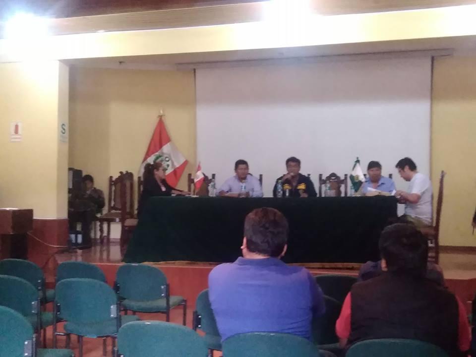 CONCEJO MUNICIPAL AUTORIZA AL ALCALDE SUSCRIBIR CONVENIOS CON LA MINERA SOUTHERN PERÚ