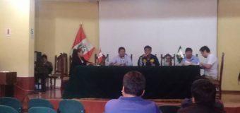 CONCEJO MUNICIPAL APRUEBA DONACIÓN DE MATERIALES Y CONVENIO CON MINERA