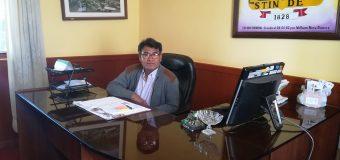 DESIGNAN A NUEVOS GERENTES Y SUB GERENTES DE LA MUNICIPALIDAD DISTRITAL DE TORATA