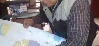 GOBIERNO REGIONAL REALIZA EXPOSICIÓN SOBRE PROCESO DE DEMARCACIÓN TERRITORIAL DE TORATA