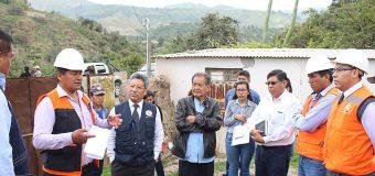 INICIAN LAS GESTIONES ANTE LA GERENCIA REGIONAL DE SALUD MOQUEGUA PARA MEJORAR EL SERVICIO DE SALUD EN TORATA