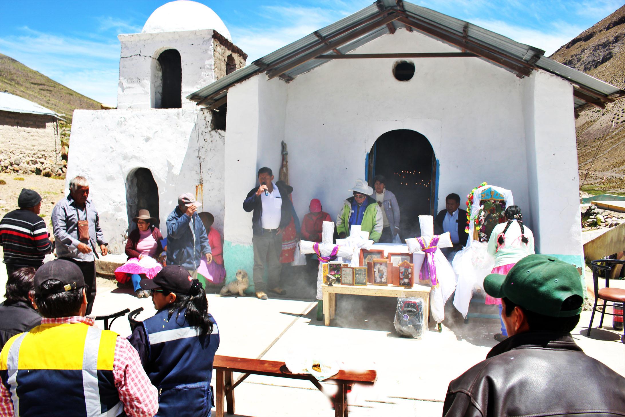 ALCALDE DE TORATA ANUNCIA EL INICIO DEL MANTENIMIENTO DE CERCA DE 30 KILOMETROS DE LA TROCHA CARROZABLE A ASANA