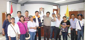 ALCALDES DE TORATA Y SAMEGUA PROPONEN UNA ALIANZA ESTRATÉGICA PARA DESARROLLAR PROYECTOS EN EL VALLE DE TUMILACA