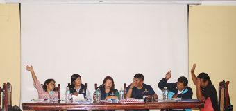 CONCEJO MUNICIPAL APRUEBA LA SUSCRIPCION DE IMPORTANTES CONVENIOS INTERINSTITUCIONALES EN BENEFICIO DEL DISTRITO