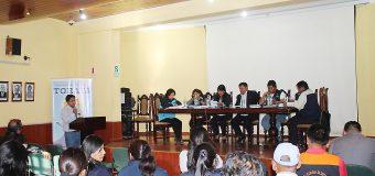 CONCEJO MUNICIPAL DE TORATA APRUEBA PROCOMPITE 5 Y CONVENIO CON AGROIDEAS A POCOS DÍAS DE CELEBRAR EL DIA DEL AGRICULTOR