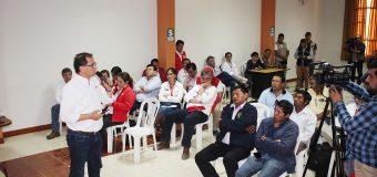 MINISTROS DE ESTADO INSPECCIONARÁN MINA QUELLAVECO PARA ATENDER LAS DEMANDAS DE VECINOS DEL VALLE DE TUMILACA
