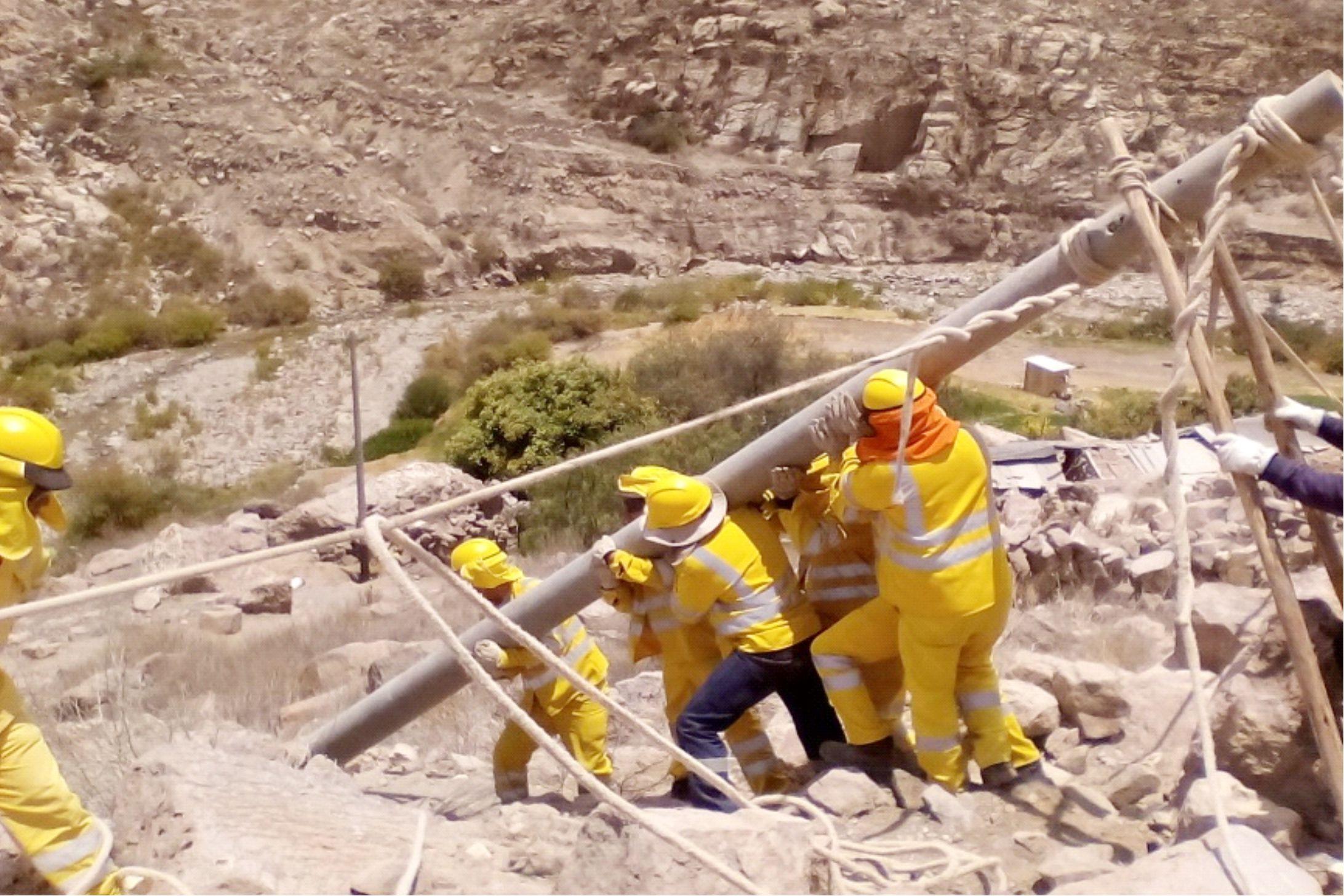 MUNICIPALIDAD DE TORATA INVIERTE MÁS DE 04 MILLONES DE SOLES EN OBRAS DE ELECTRIFICACIÓN RURAL EN EL DISTRITO