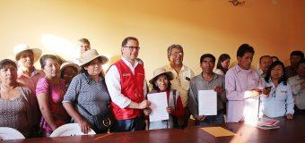 MINISTRO FRANCISCO ÍSMODES PARTICIPA EN REUNION DE TRABAJO CON AGRICULTORES DEL VALLE DE TUMILACA