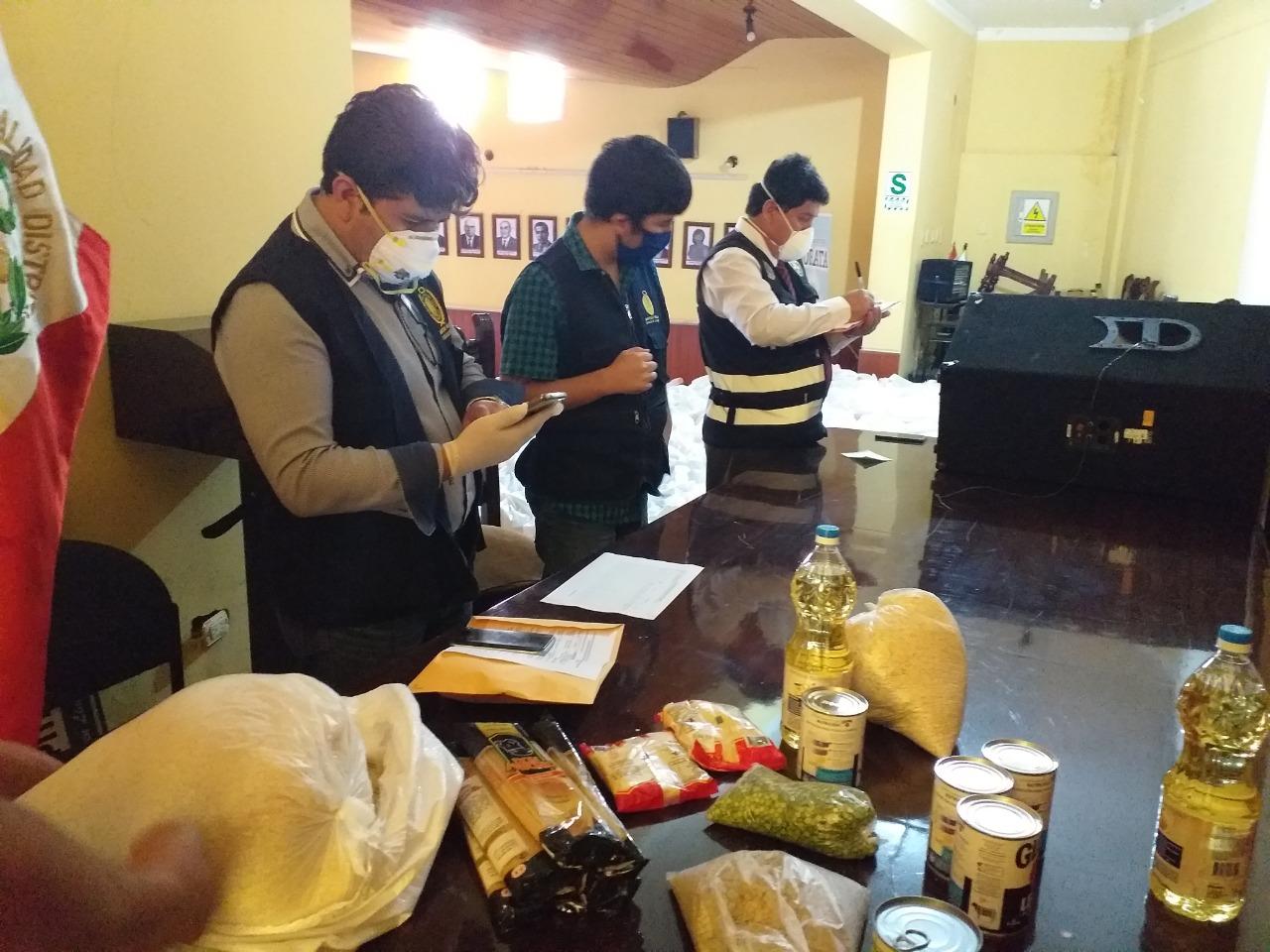 MUNICIPALIDAD DE TORATA INFORMA A LA FISCALÍA ANTICORRUPCIÓN Y CONTRALORÍA LA COMPOSICIÓN DE LA CANASTA BÁSICA FAMILIAR
