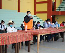 AGRICULTORES DE TORATA ESTABLECIERON EL DIALOGO CON LA EMPRESA SOUTHERN PERU PARA REMEDIAR LA TURBIDEZ DEL RIO TORATA